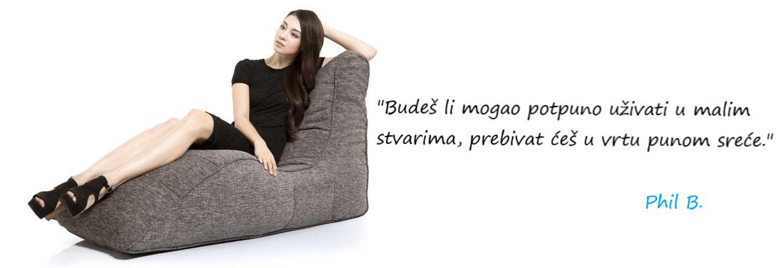Fotelja Evosacu